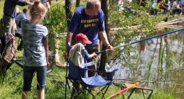 Wędkarski piknik z okazji Dnia Dziecka w Kartuzach