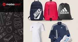 Zgarnij 20 proc. rabatu na plecaki szkolne w sklepie sportowym Marba-Sport