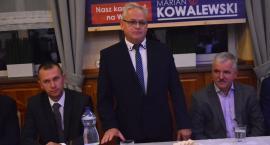Marian Kowalewski kandydatem na wójta gminy Somonino