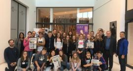 Uczniowie z klasy dwujęzycznej ZSO nr 2 spędzili tydzień u kolegów w Austrii