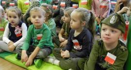 Żukowo. Przedszkolaki z Bocianowa świętowały stulecie odrodzenia Polski