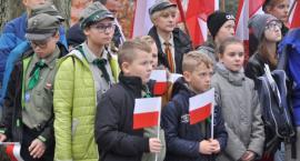 Tak w Kartuzach uczczono 100. rocznicę odzyskania przez Polskę niepodległości