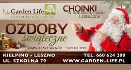 Centrum Garden Life - największa strefa świąteczna w Twojej okolicy!