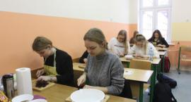 Warsztaty ze zdrowego odżywiania w ZSO w Kartuzach