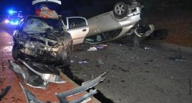 Kartuzy. Zarzuty i policyjny dozór dla pijanego sprawcy wypadku na Chmieleńskiej