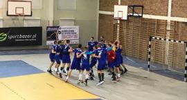 Zwycięstwo szczypiornistów z Żukowa w ostatniej sekundzie meczu z Warmią Energa Olsztyn