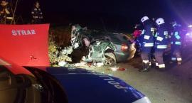 Policjanci szukują świadków śmiertelnego wypadku na trasie Reskowo-Lipowiec