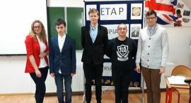 Olimpiada Noblowska- Ariel Grala finalistą konkursu