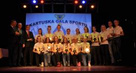 Kartuska Gala Sportu - burmistrz wyróżnił i uhonorował utytułowanych sportowców