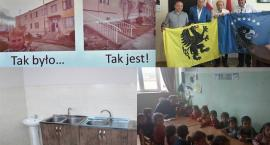 Kaszubscy przedsiębiorcy pomogli w remoncie przedszkola w Gori w Gruzji
