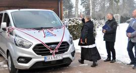 Nowe pojazdy dla PCPR i DPS w Kobysewie