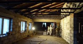 Żukowo. Trwa modernizacja budynku przyszłej siedziby OKiS-u