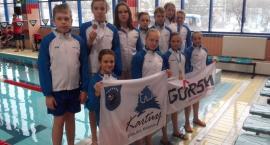 Medalowy początek roku kartuskich pływaków