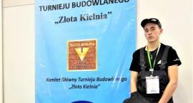 Artur Dzienisz jednym z najlepszych murarzy w Polsce