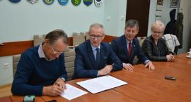 Umowa na przebudowę drogi Sulęczyno-Lemany podpisana