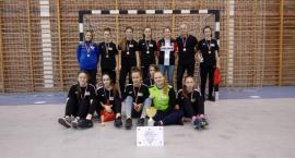 Pantery Sierakowice mistrzyniami Pomorskiej Ligi Halowej Dziewcząt