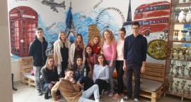 Międzynarodowe lekcje AIESEC w Sierakowicach