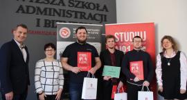 Kamil Wiczling i Patryk Kąkol zwycięzcami konkursu historycznego w Gdyni