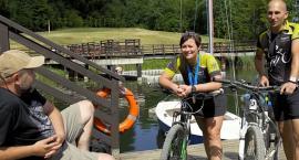 Kaszëbë na Kòle  - reportaż o rowerach na Kaszubach