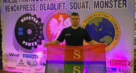 Patryk Borzestowski brązowym medalistą mistrzostw Polski w Trójboju Siłowym