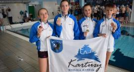 Michalina Grzech i Amelia Skorowska złotymi medalistkami mistrzostw młodzików