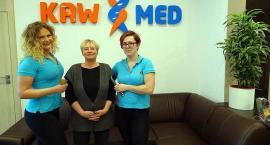 W Centrum Rehabilitacji i Fizjoterapii KAW - MED pomaga się od ręki