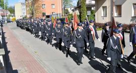 Strażacy uczcili dzień św. Floriana w Kartuzach