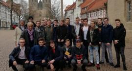 Kartuzy. Uczniowie ZST zdobywali doswiadczenie w Niemczech