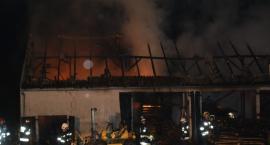 42-latek podejrzany o podpalenie stodoły w Zgorzałem jest w rękach policji