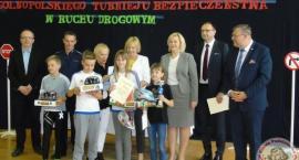 Uczniowie z ZSP w Szopie najlepsi na Powiatowym Turnieju o Bezpieczeństwie w Ruchu Drogowym