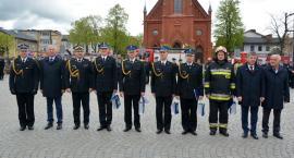 Podziękowania, awanse i wyróżnienia dla kartuskich strażaków
