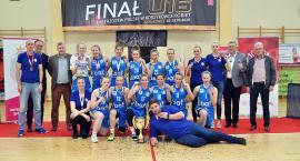 Koszykarki BAT-u zdobyły srebro i na Mistrzostwach Polski U-16 w Sierakowicach