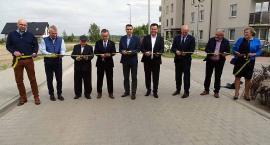 Żukowo. Oficjalne otwarcie ul. Jabłoniowej