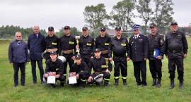 Druhowie z gminy Somonino rywalizowali w zawodach sportowo-pożarniczych