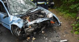 Maks. Wypadek z udziałem czterech pojazdów