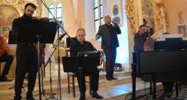 Cuarteto Re!Tango & Caio Rodriguez na inaugurację Międzynarodowego Festiwalu Akordeonowego