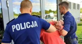 Włamywacz zatrzymany na gorącym uczynku - grozi mu 10 lat więzienia