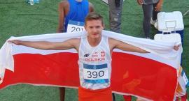 Krzysztof Różnicki ze srebrnym medalem Igrzysk Europejskich w Baku