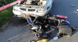 Zmarł 31-latek ranny w wypadku w Leźnie