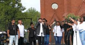 Muzyka gospel zabrzmiała na kartuskim Rynku