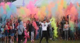 Eksplozja kolorów w Sierakowicach