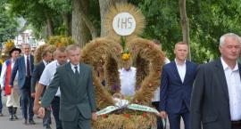 Gminne święto plonów w Chmielnie