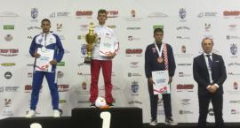 Armin Wilczewski Mistrzem Europy w kickboxingu kadetów