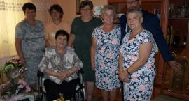 Pani Zofia z Borcza świętowała jubileusz 95-lecia urodzin
