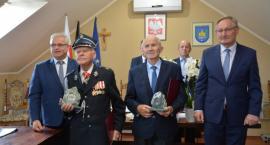 Stanisław Stefanowski i Władysław Tusk odebrali tytuł