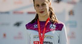 Julia Gruchała Mistrzynią Polski Młodziczek w biegu na 1000m