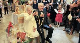 70 lat w miłości - przepiękny jubileusz małżeński Zofii i Franciszka Wojowskich z Hopów