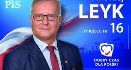 Andrzej Leyk - przedstawiciel Kaszubów w Sejmie