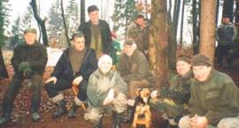 Wigilijne polowanie