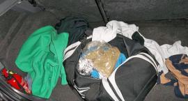 Kartuzy. Ponad 100 gram marihuany w bagażniku i bieliźnie
